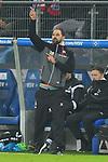 20.01.2018,  GER; 1.FBL Hamburger SV vs 1. FC Koeln, im Bild Trainer Stefan Ruthenbeck (Koeln) Foto © nordphoto / Witke