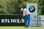 Richie Ramsay (SCO) tees off on the 5th tee during Day 3 of the BMW Italian Open at Royal Park I Roveri, Turin, Italy, 11th June 2011 (Photo Eoin Clarke/Golffile 2011)