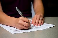 Hands & Paperwork