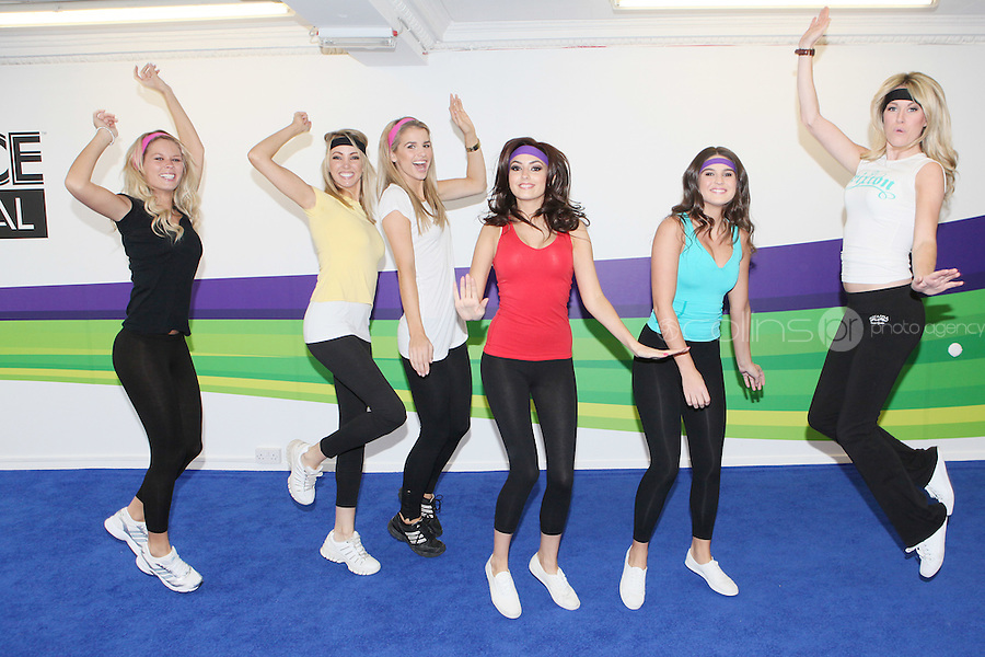 "NO REPRO FEE. ASSETTS MODELS DANCE OFF WITH THE  KINECT FOR Xbox360. Six of Ireland's top models got their groove on at the Kinect Experiential Centre on Grafton Street as they showed off their moves in a dance-off.  Nadia Forde, Suzanne Mc Cabe, Lynne Kelly, Vogue Wilson, Karena Graham and Jenny Lee let loose on the dancefloor to 'Dance Central', with Nadia Forde proving to be the Dancing Queen as she emerged victorious on the day. 'Dance Central' is one of 19 games which will be available on Xbox 360, when Kinect launches on Wednesday 10th November. ""Dance Central"" is the first controller-free, body tracking, fully-immersive dance video game that helps you take your moves to the next level. Kinect for Xbox 360 makes it possible to play in a whole new way by identifying your movement and body position to create a truly immersive entertainment experience. See a ball? Just kick it. Browse through a menu with the wave of a hand. The countdown to Kinect for Xbox360 has officially begun and consumers have been enjoying Kinect controller free fun at the Experiential Centre on Grafton since the beginning of October Picture James Horan/collins Photos"