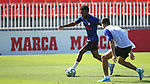 Atletico de Madrid's Thomas Lemar during training session. May 28,2020.(ALTERPHOTOS/Atletico de Madrid/Pool)
