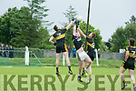 In Action at the Division 3, Ardfert v Currow, on Sunday in Ardfert
