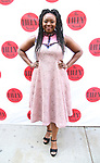 Jocelyn Bioh attends the 9th Annual LILLY Awards at the Minetta Lane Theatre on May 21,2018 in New York City.