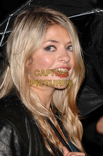 "HOLLY WILLOUGHBY.attending the UK Premiere of ""Borat""  during The Times BFI London Film Festival, Odeon West End, London, England, 25th October 2006..portrait headshot.CAP/ BEL.©Tom Belcher/Capital Pictures."