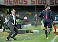 Independiente Santa Fe (Col) vs Liga de Loja (Ecu) 20-08-2015