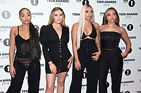 Little Mix<br /> arriving for the Radio 1 Teen Awards 2018 at Wembley Stadium, London<br /> <br /> ©Ash Knotek  D3454  21/10/2018