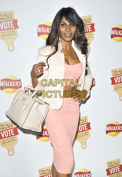 LONDON, ENGLAND - JULY 28: Sinitta attends the Walkers Crisps Do Us A Flavour campaign party, Paramount, Centre Point, New Oxford St., on Monday July 28, 2014 in London, England, UK. <br /> CAP/CAN<br /> &copy;Can Nguyen/Capital Pictures