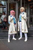 Sakura Con 2018, Seattle, Washington, USA.