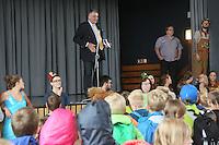 Anprache von Bürgermeister Andreas Rotzinger bei der Eröffnung der Ferienspiele