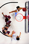 GREENVILLE, SC - MARCH 17: Joel Berry II (2) of the University of North Carolina looks on after releasing a shot during the 2017 NCAA Men's Basketball Tournament held at Bon Secours Wellness Arena on March 17, 2017 in Greenville, South Carolina. (Photo by Grant Halverson/NCAA Photos via Getty Images)