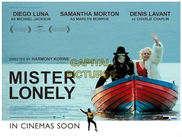 POSTER ART<br /> in Mister Lonely (2007) <br /> *Filmstill - Editorial Use Only*<br /> CAP/NFS<br /> Image supplied by Capital Pictures