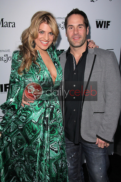 Bridgetta Tomarchio, Adam Teipel<br />