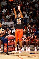 SAN ANTONIO , TX - OCTOBER 16, 2009: The University of Texas at San Antonio Roadrunners Men's & Women's Basketball teams kick off their seasons with the Roadrunner Ruckus at the UTSA Convocation Center. (Photo by Jeff Huehn)