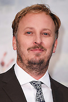 James Bobin at the premiere of &quot;Alice Through the Looking Glass&quot; at the Odeon Leicester Square, London.<br /> May 10, 2016  London, UK<br /> Picture: Steve Vas / Featureflash