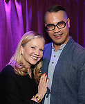 Susan Stroman and Ed Sylvanus Iskandar attends the SDC Foundation Awards on October 30, 2017 at The Green Room 42 in New York City.