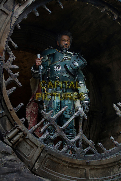 Rogue One: A Star Wars Story (2016)<br /> Saw Gerrera (Forest Whitaker).<br /> *Filmstill - Editorial Use Only*<br /> CAP/KFS<br /> Image supplied by Capital Pictures