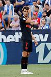 Atletico de Madrid's Joao Felix during La Liga match between CD Leganes and Atletico de Madrid at Butarque Stadium in Madrid, Spain. August 25, 2019. (ALTERPHOTOS/A. Perez Meca)
