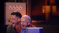 Andrew Brady, Wayne Sleep    <br /> Celebrity Big Brother 2018 - Day 6<br /> *Editorial Use Only*<br /> CAP/KFS<br /> Image supplied by Capital Pictures