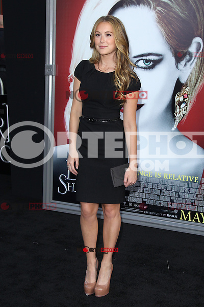 Alexa Vega at the premiere of Warner Bros. Pictures' 'Dark Shadows' at Grauman's Chinese Theatre on May 7, 2012 in Hollywood, California. ©mpi26/ MediaPunch Inc.