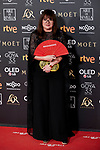 Isabel Coixet attends to 33rd Goya Awards at Fibes - Conference and Exhibition  in Seville, Spain. February 02, 2019. (ALTERPHOTOS/A. Perez Meca)