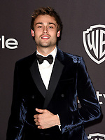 LOS ANGELES, CALIFORNIA - JANUARY 06: Douglas Booth attends the Warner InStyle Golden Globes After Party at the Beverly Hilton Hotel on January 06, 2019 in Beverly Hills, California. <br /> CAP/MPI/IS<br /> &copy;IS/MPI/Capital Pictures