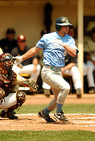 North Carolina Tar Heels' C Mark Fleury in action vs. the Boston College Eagles  at Shea Field May 16, 2009 in Chestnut Hill, MA (Photo by Ken Babbitt/Four Seam Images)