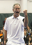 SUDBURY, MA.JOHN MCENROE Champions Cup Tennis Tournament