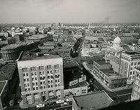1959 April 8..Redevelopment.Downtown North (R-8)..Downtown Progress..North View from VNB Building..HAYCOX PHOTORAMIC INC..NEG# C-59-5-6.NRHA#..