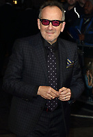 Elvis Costello at the BFI London Film Festival - Film Stars Don't Die In Liverpool - The Mayfair Hotel Gala, Odeon Leicester Square, London on October 11th 2017<br /> CAP/ROS<br /> &copy; Steve Ross/Capital Pictures /MediaPunch ***NORTH AND SOUTH AMERICAS ONLY***