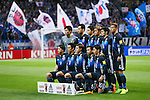 Japan team group line-up (JPN), MARCH 29, 2016 - Football / Soccer : FIFA World Cup Russia 2018 Asian Qualifier Second Round Group E match between Japan 5-0 Syria at Saitama Stadium 2002 in Saitama, Japan. (Photo by Yohei Osada/AFLO SPORT)