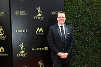PASADENA - APR 29: Adam Sharp at the 45th Daytime Emmy Awards Gala at the Pasadena Civic Center on April 29, 2018 in Pasadena, California