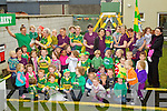 The children at Oakview Childcare wore the Kerry Colours before the All Ireland Final on Friday.