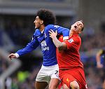 281012 Everton v Liverpool