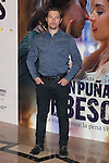 Spanish actor Jan Cornet poses during `Por un punado de besos´ premiere film photocall at Palafox cinemas in Madrid, Spain. May 14, 2014. (ALTERPHOTOS/Victor Blanco)