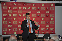PressBox hosts their Second Thursday event at Padonia Station, this month featuring Orioles GM Dan Duquette.PressBox hosts their Second Thursday event at Padonia Station, this month featuring Orioles GM Dan Duquette.