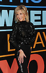HOLLYWOOD, CA- SEPTEMBER 15: Actress Jane Fonda arrives at the 'This Is Where I Leave You' - Los Angeles Premiere at TCL Chinese Theatre on September 15, 2014 in Hollywood, California.