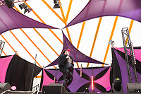 19th July 2019: Comedian Jayde Adams plays day one of the 2019 Latitude FEstival at Henham Park, Suffolk.