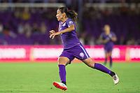 Orlando, FL - Saturday September 02, 2017: Marta Vieira Da Silva during a regular season National Women's Soccer League (NWSL) match between the Orlando Pride and the Boston Breakers at Orlando City Stadium.