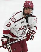 Tyler Moy (Harvard - 2) - The Harvard University Crimson defeated the visiting Brown University Brown Bears 5-2 (EN) on Saturday, November 7, 2015, at Bright-Landry Center in Boston, Massachusetts.