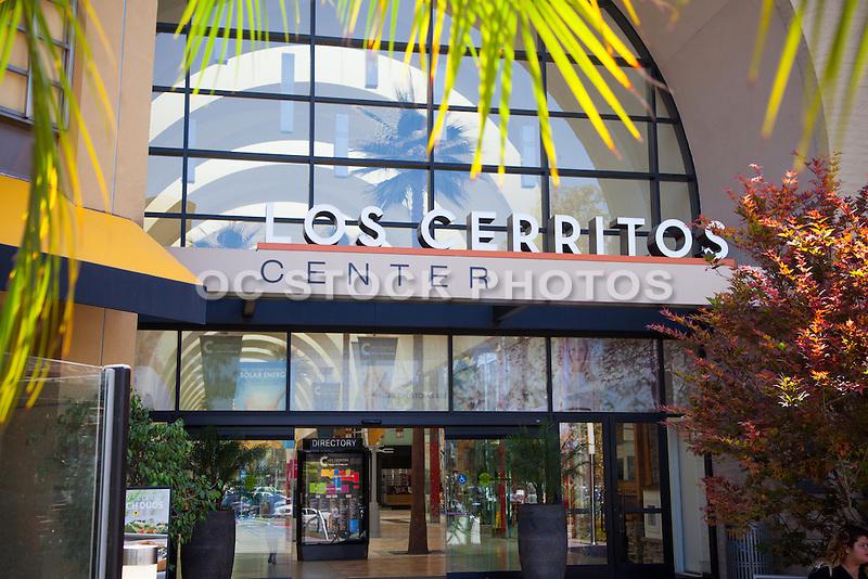Los Cerritos Center Shopping Mall