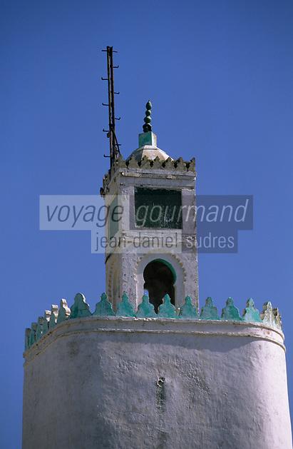 Afrique/Maghreb/Maroc/El-Jadida : Le Minaret