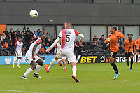 Mauro Vilhete of Barnet makes it 2-1 during Barnet vs Woking, Vanarama National League Football at the Hive Stadium on 12th October 2019