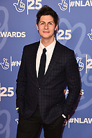 LONDON, UK. October 15, 2019: Ben Hanlin at the National Lottery Awards 2019, London.<br /> Picture: Steve Vas/Featureflash