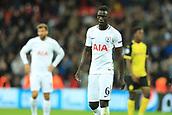 13th September 2017, Wembley Stadium, London, England; Champions League Group stage, Tottenham Hotspur versus Borussia Dortmund; David Sanchez of Tottenham Hotspur