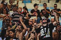 RIO DE JANEIRO, RJ, 23.07.2017 – FLUMINENSE-CORINTHIANS – Movimentação da torcida do Corinthians, durante confronto pela décima sexta rodada do primeiro turno, válido pelo campeonato brasileiro 2017, no estádio do Maracanã, zona norte da cidade do Rio de Janeiro, na tarde deste domingo (23). (Foto: Jayson Braga / Brazil Photo Press)