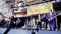 Blondie Performs at the WHFS Festival in  Washington DC June 1995