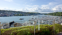 BNPS.co.uk (01202 558833)<br /> Pic: TheCoastalHouse/BNPS<br /> <br /> A stunning waterfront home with breathtaking views over an idyllic estuary has emerged for sale for £1.5m.<br /> <br /> Tower House in Kingswear, Devon, overlooks a charming corner of the River Dart which is home to a number of exclusive sailing boats.<br /> <br /> The water is surrounded by several miles of jaw-dropping coastline with the owners able to enjoy the scenery from a wrap around balcony.<br /> <br /> Across the harbour is also the Britannia Royal Naval College at Dartmouth.