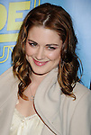 "BEVERLY HILLS, CA. - December 12: Alexandra Breckenridge attends the ""Family Guy Something, Something, Something, Dark Side"" DVD Release Party at a private residence on December 12, 2009 in Beverly Hills, California."
