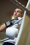 Pix: Shaun Flannery/shaunflanneryphotography.com...COPYRIGHT PICTURE>>SHAUN FLANNERY>01302-570814>>07778315553>>..16th September 2010...........GB Boxing. English Institute of Sport (EIS) Sheffield..Commenwealth Games boxers train at the Sheffield facility..Ian Weaver.