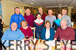 Enjoying a night at the dogs from Newcastle West are Front L-R David O Connell, Annette Lane, Julie McSweeney and  Denis Collins. Back L-R Eoin  Molloy, Richard Condon, Jack Molloy, Mike Coleman, Johnny Reidy, Mike Molloy and Ger Dinnish. on Friday